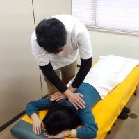 骨盤・姿勢矯正(首肩集中)